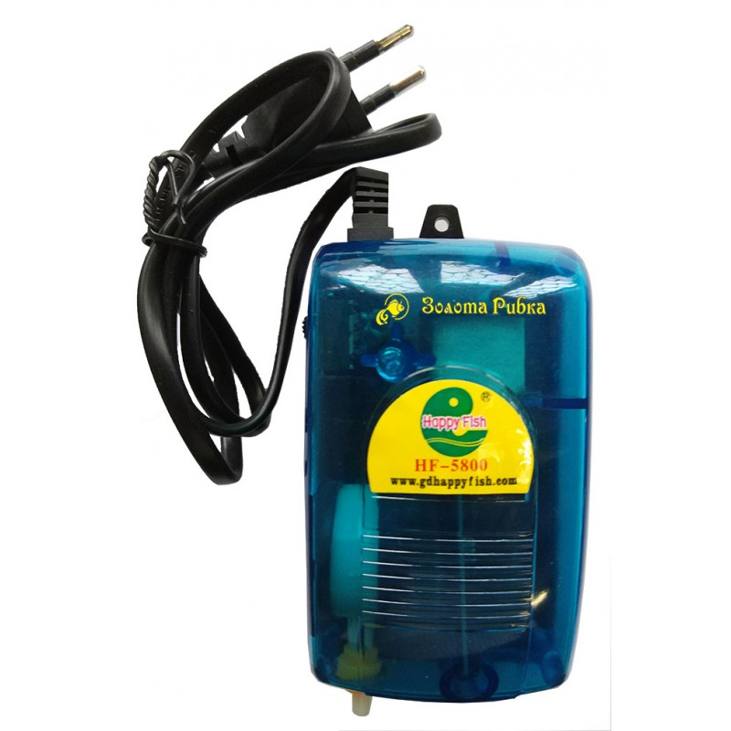 Компрессор Happy Fish HF-5800, 3l/min, 5W