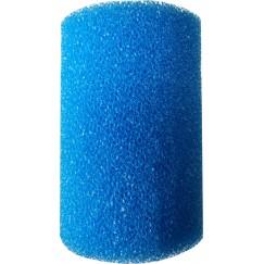 Мочалка синяя круглая (9,5*9,5...