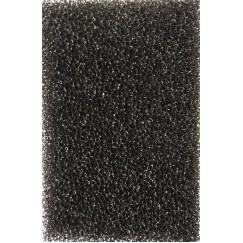 Мочалка черная  (10*10*14)см