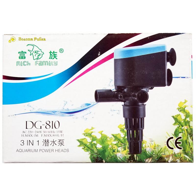 Фильтрующая головка (помпа) RichFamili DG-810