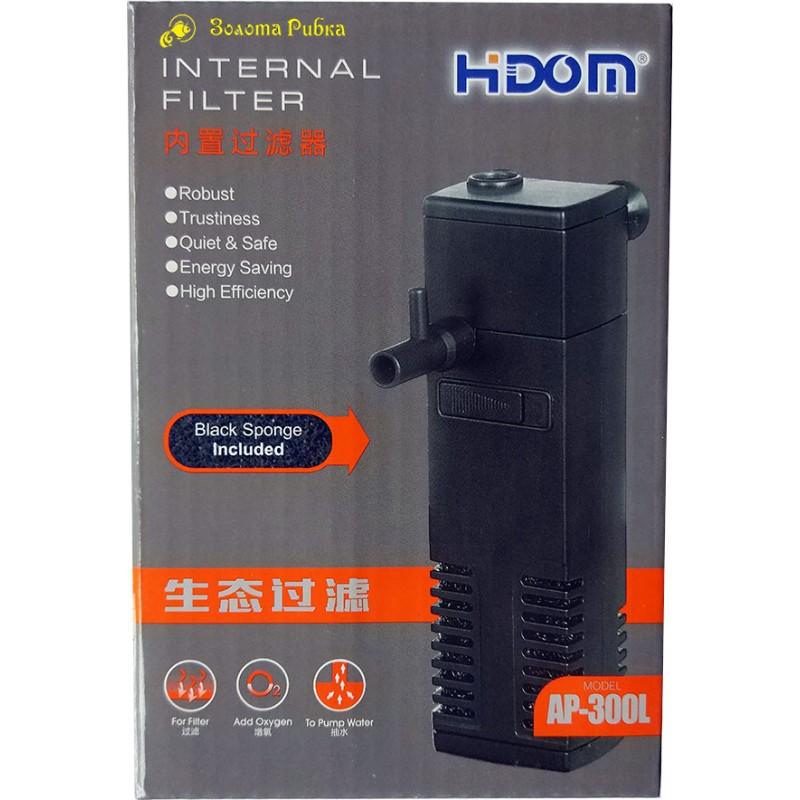 Внутренний фильтр Hidom AP-300L