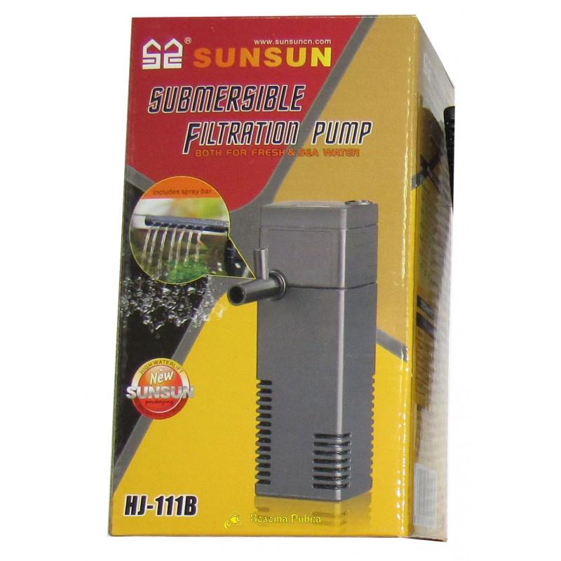 Внутренний фильтр SunSun HJ- 111B