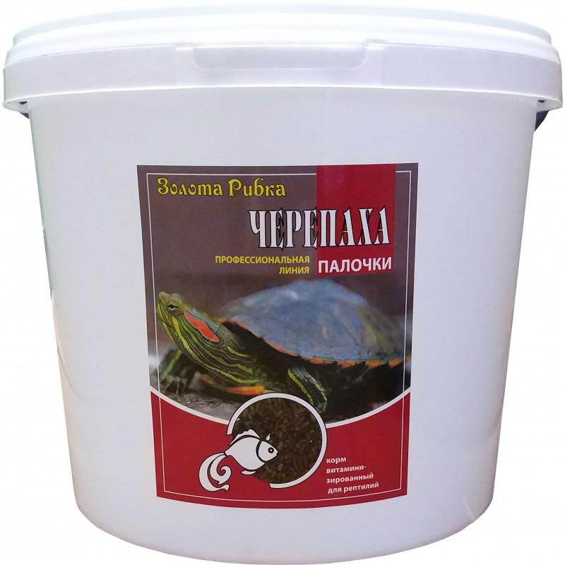 Корм для черепах Черепаха пакет пакет ведро 5 л 1,5 кг