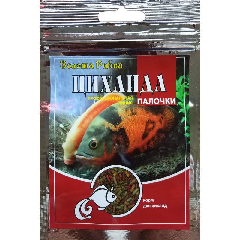 Корм для рыб Цихлида пакет 30 г