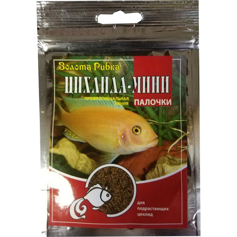 Корм для рыб Цихлида Мини пакет 30 г