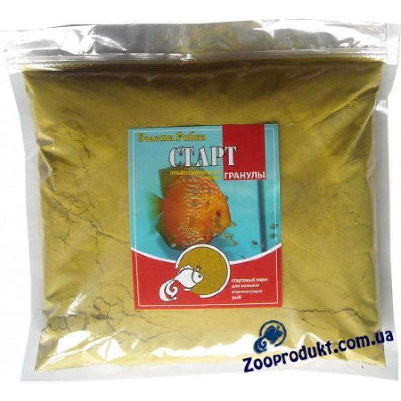 Корм для рыб Старт пакет 1 кг