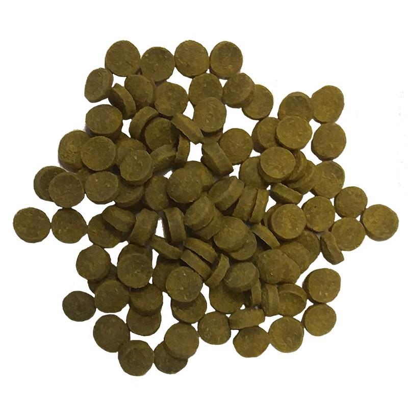 Корм для сомов Анциструс Ольха пакет 1 кг