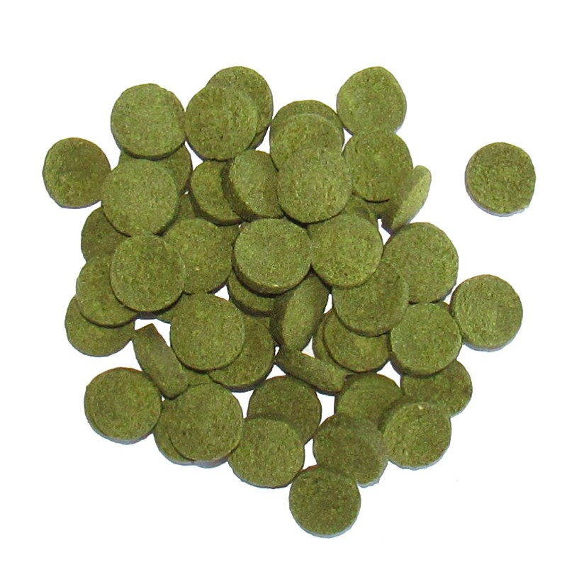 Корм для сомов Анциструс таблетка 12 мм банка 300 г